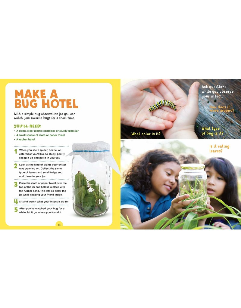 Workman Pub Backpack Explorers: Bug Hunt