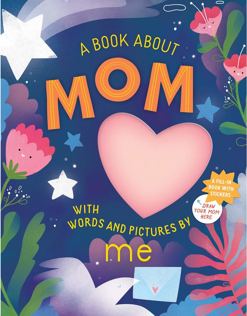 Workman Pub A Book About Mom