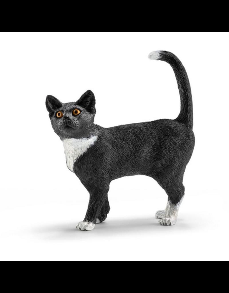 Schleich Cat standing