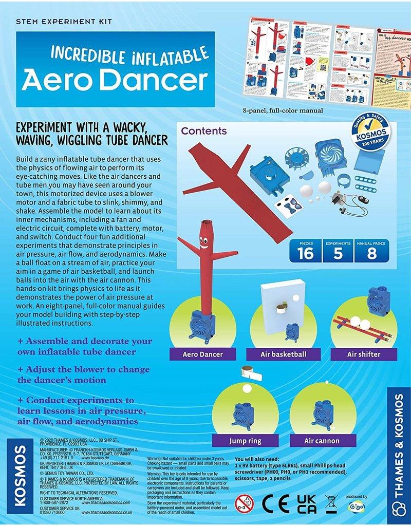 Thames and Kosmos Incredible Inflatable Aero Dancer