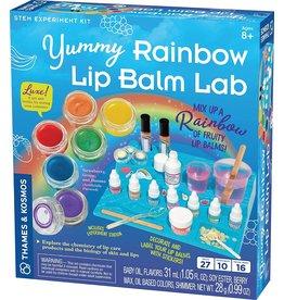 Thames and Kosmos Yummy Rainbow Lip Balm Lab