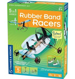 Thames and Kosmos Rubber Band Racers