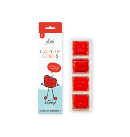 Glo Pals GLO PALS -4 pack Red