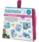 Peaceable Kingdom Magical Mermaids Bath Puzzles