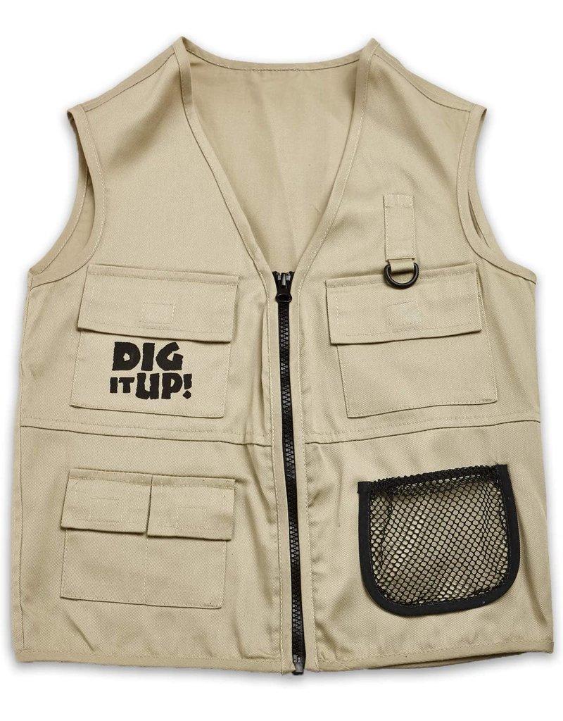 Mindware Dig It Up! Explorer Vest
