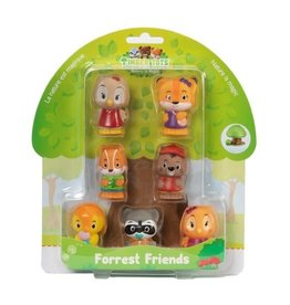 Klorofil Timber Tots Forest Friends