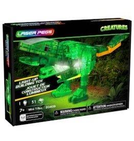 Laser Pegs Laser Pegs Mini T-Rex