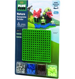 Plus-Plus Baseplate Builder - Nature