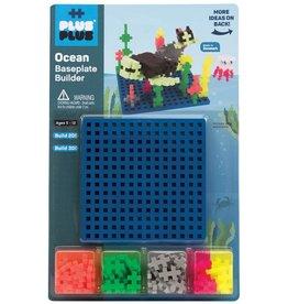 Plus-Plus Baseplate Builder - Ocean