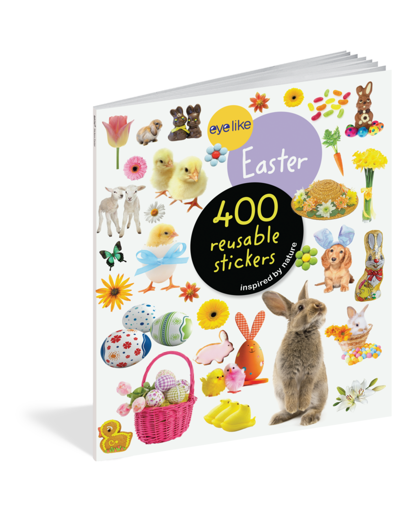 Workman Pub Eyelike Stickers - Easter