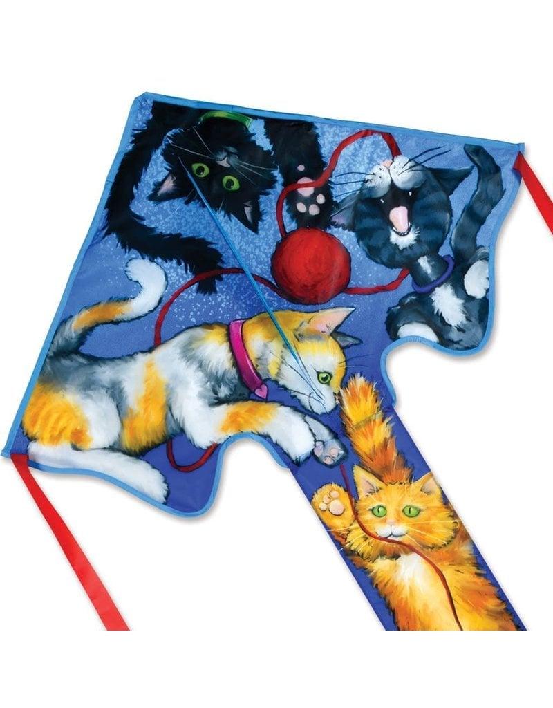 Premier Kites Cats Large Easy Flyer Kite