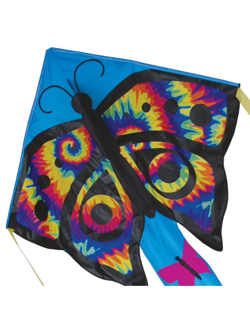 Premier Kites Tie Dye Butterfly Large Easy Flyer