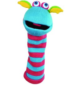 the Puppet Company Scorch Knitted Puppet