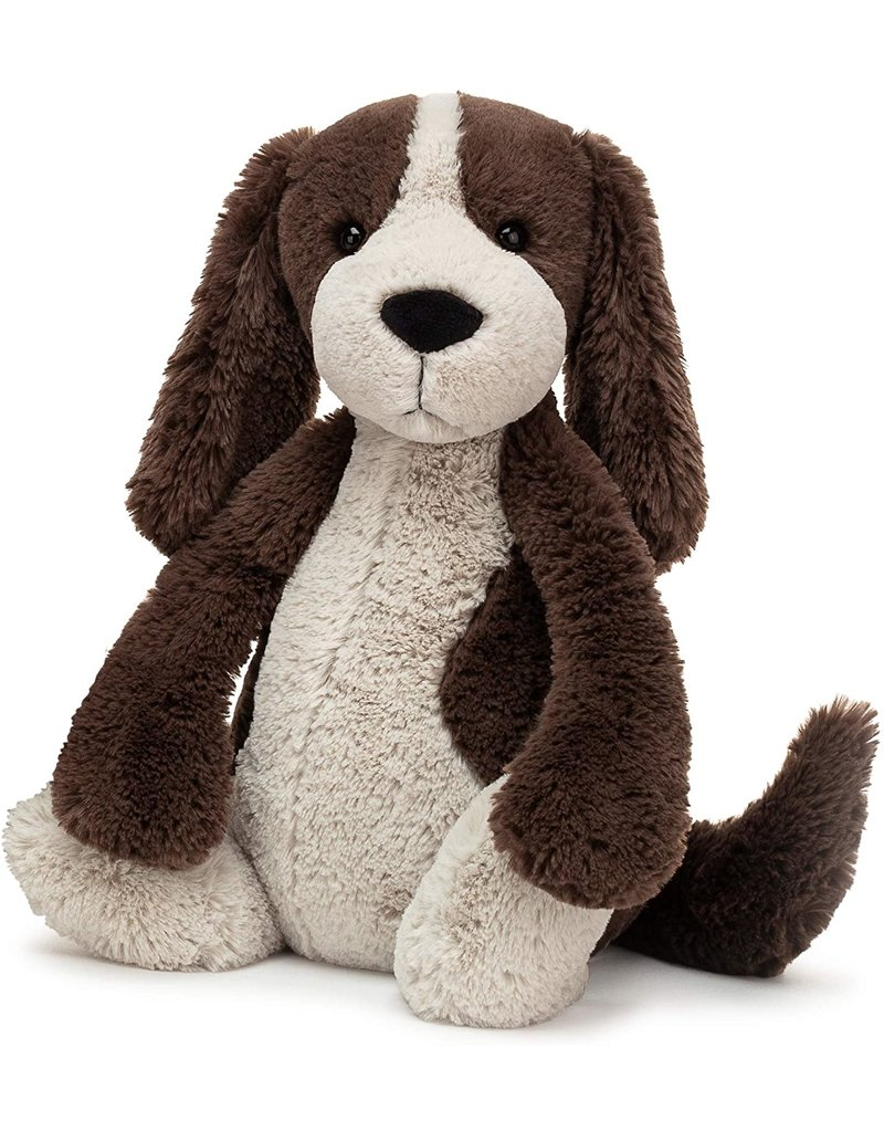 Jellycat Bashful Fudge Puppy Large