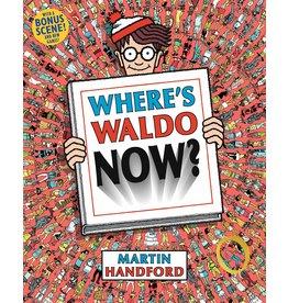 Candlewick Where's Waldo Now?