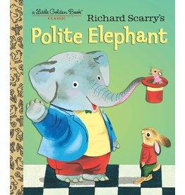 Random House R Scarry's Polite Elephant