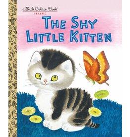 Random House The Shy Little Kitten