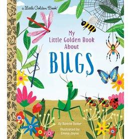 Random House My Little Golden Book about Bugs