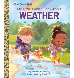 Random House My Little Golden Book about Weather