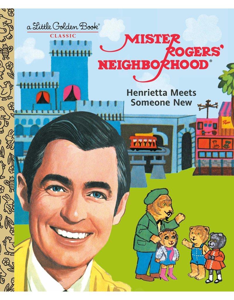 Random House Mr Rodgers - Henrietta Meets Someone New