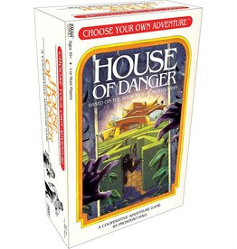 CHOOSECO Choose Your Own Adventure: House of Dang