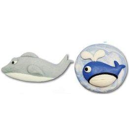 Pencil Grip Soap Clay - Shark & Whale