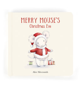 Jellycat Merry Mouse's Christmas Eve