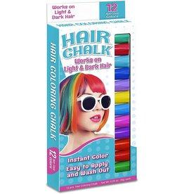 Pencil Grip Hair Chalk - 12 pack