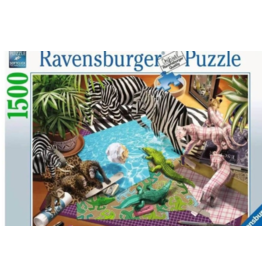 Ravensburger Origami Adventure 1500 pc