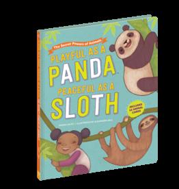 Workman Pub Playful as a Panda, Peaceful as a Sloth
