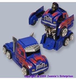 Robot/18 Wheeler Transformer