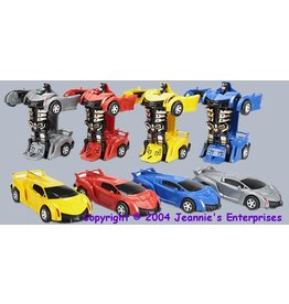 Robot/Sports Car Transformer