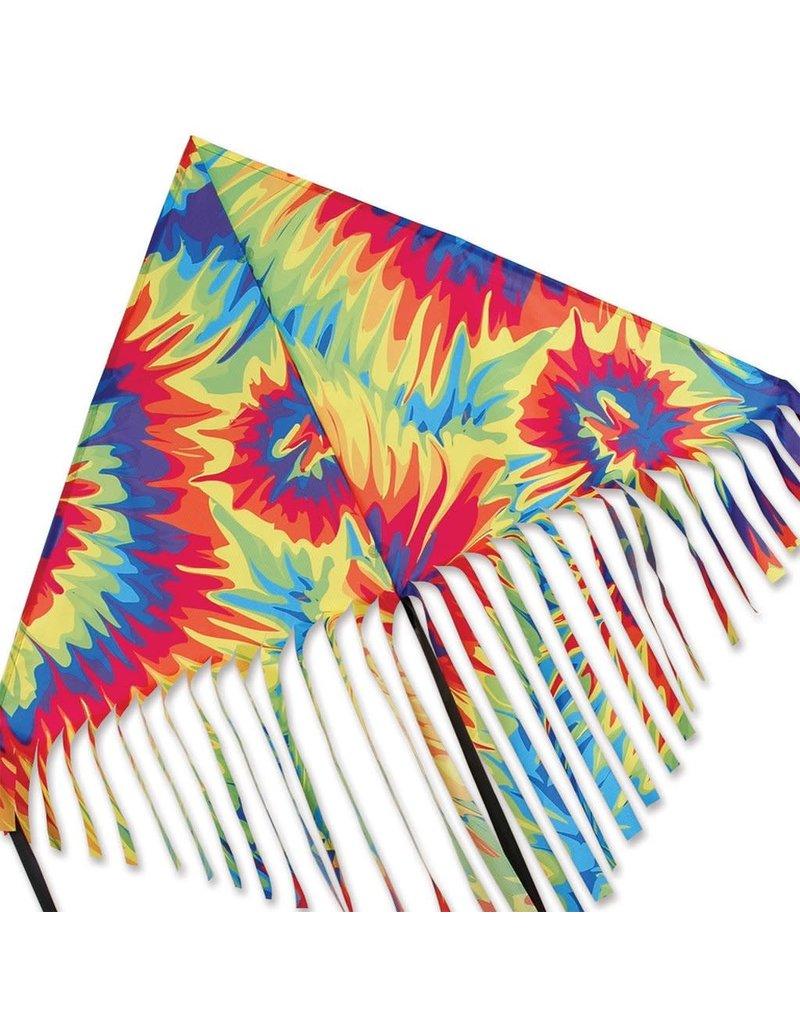 Premier Kites 48 In Fringe Delta - Tie Dye Kite
