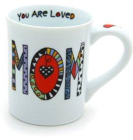 Enesco You Are Loved Mom Mug