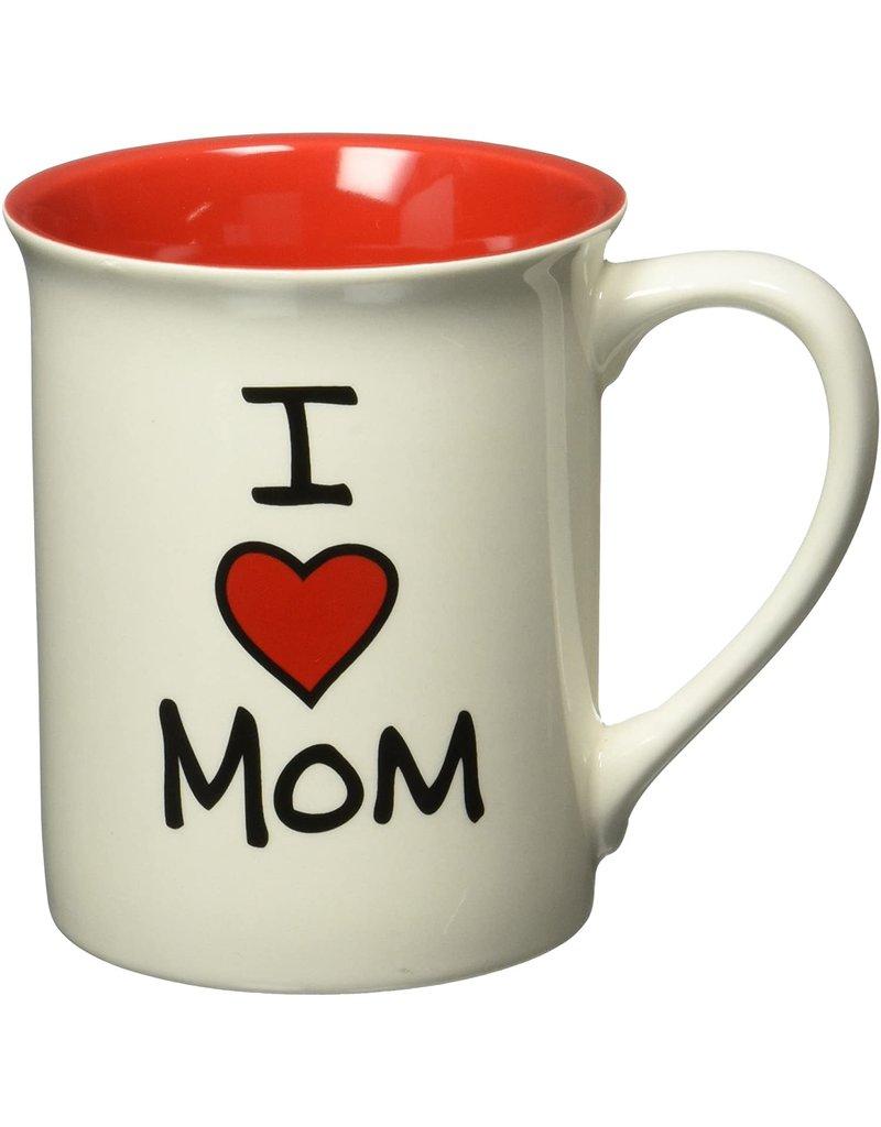 Enesco I Love Mom Mug