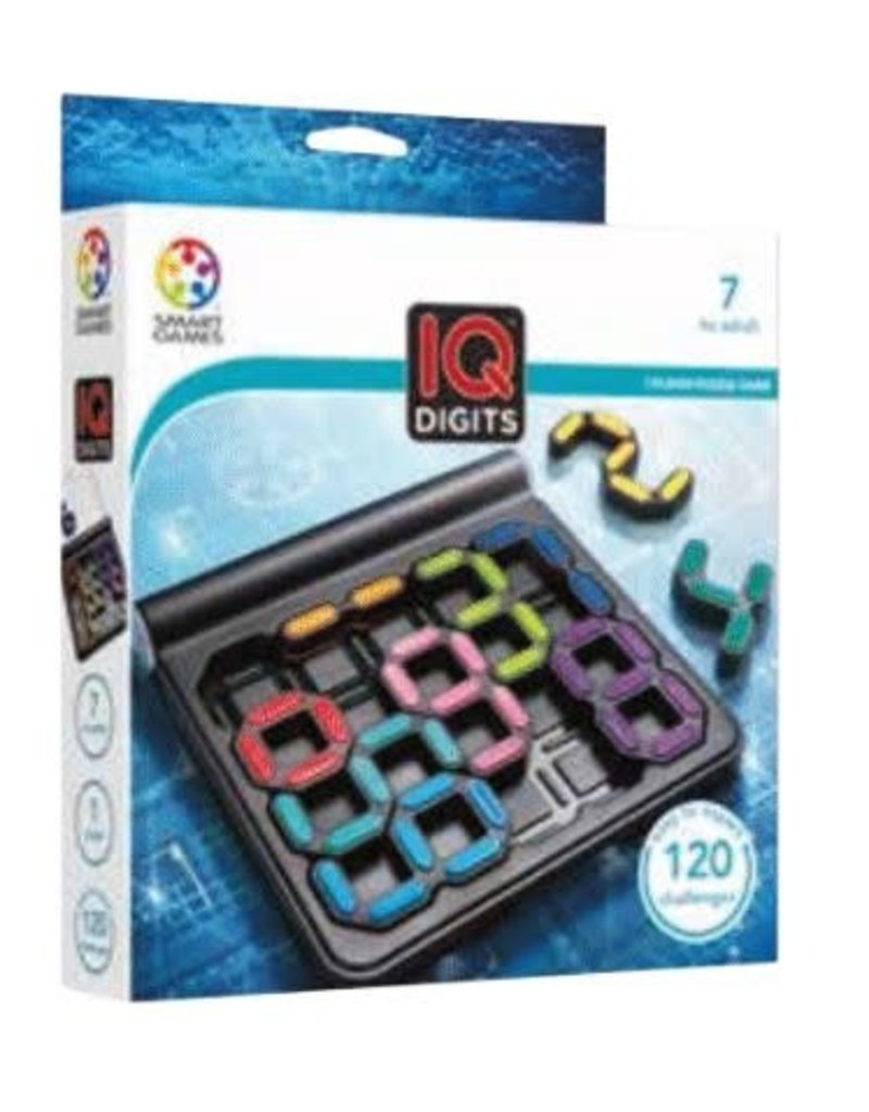 Smart Toys and Games IQ Digits
