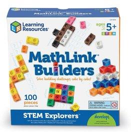 Learning Resources STEM Starters Mathlink Builders