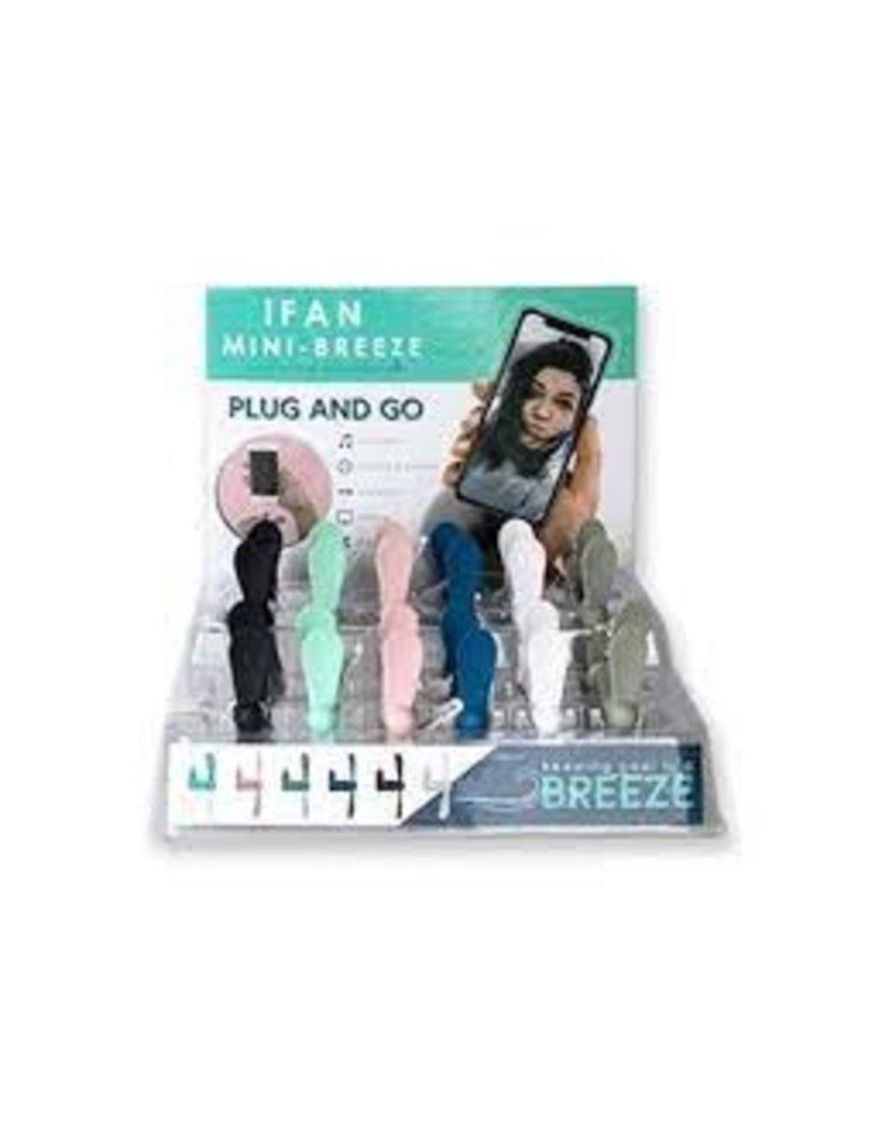 iFan Mini Breeze Plug & Go