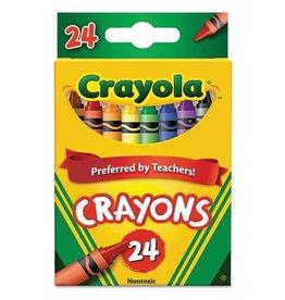 Crayola Crayola Crayons 24pc