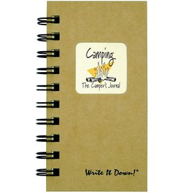 Journals Unlimited Camping Journal