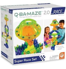 Mindware Q-Ba-Maze Super Racing Set
