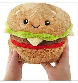 Squishables Snugglemi Snackers Hamburger
