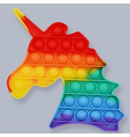 Jeannie's Ent Pop Fidget Rainbow Unicorn