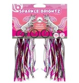Brightz Bike Brightz Sparkle Brightz Handlebar Streamers