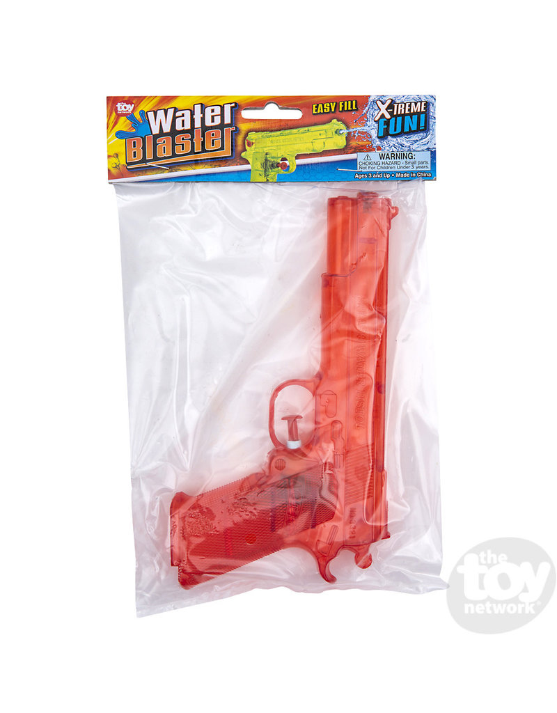 """The Toy Network 8"""" Transparent Water Squirter"""