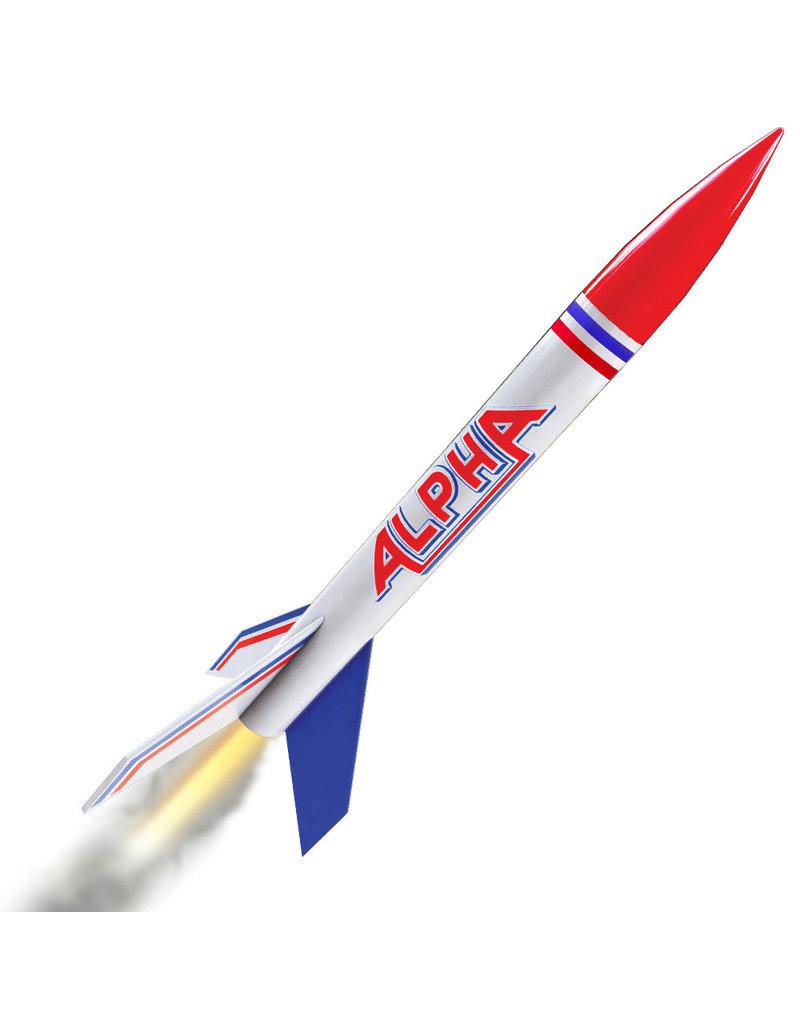 Estes Rockets Alpha Model Rocket