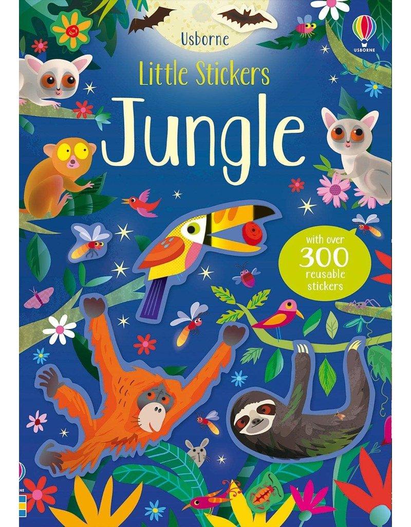 Usborne Little Sticker Jungle