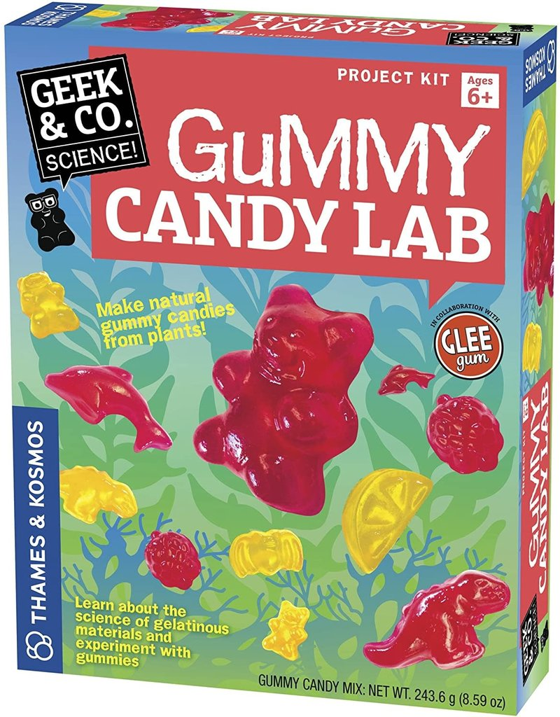 Thames and Kosmos Gummy Candy Lab