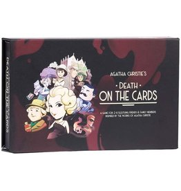 Modiphius Agatha Christie: Death on the Cards