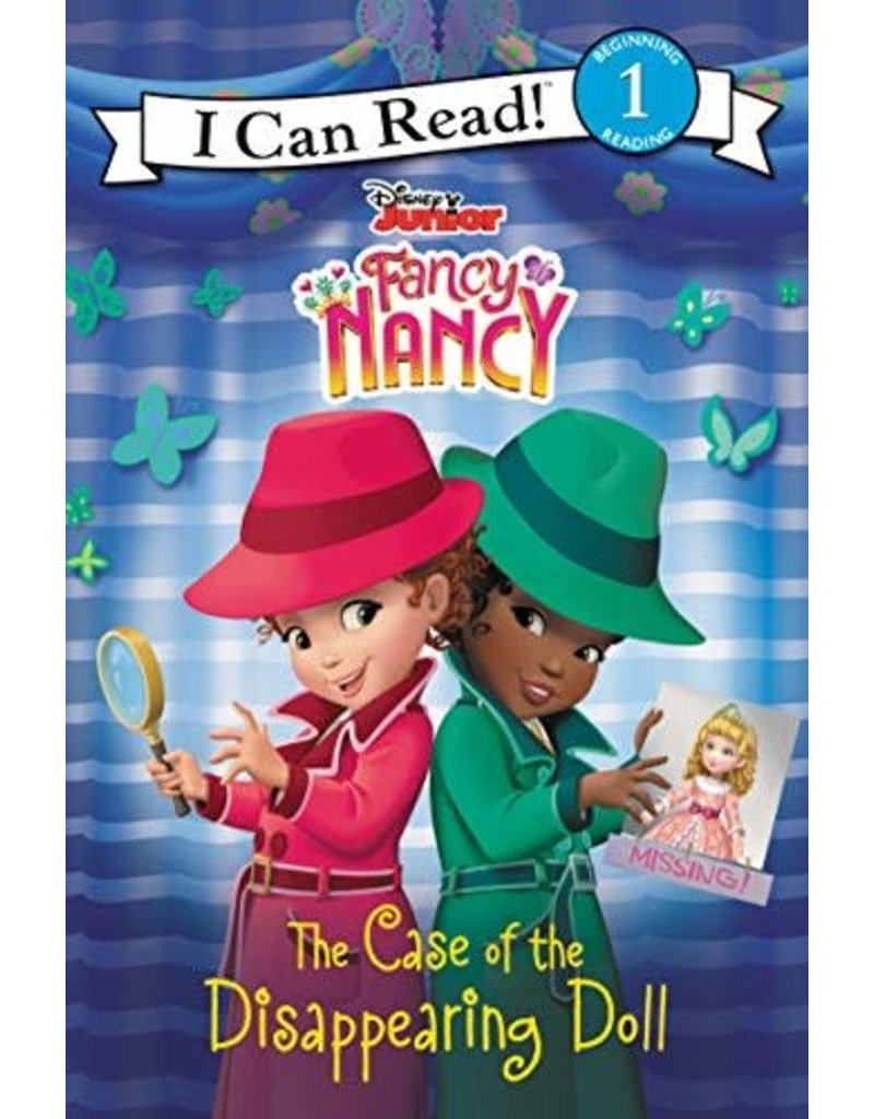 Harper Collins Fancy Nancy Case of the Disappearing Doll, Level 1